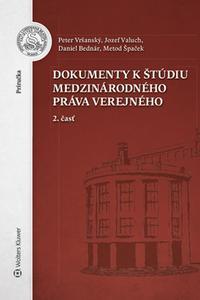 Dokumenty k štúdiu medzinárodného práva verejného