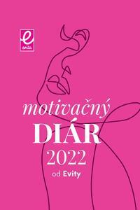 Motivačný diár od Evity 2022