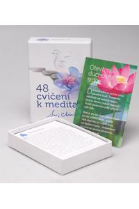 48 cvičení k meditaci - Pro začátečníky i pokročilé