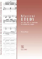 Klavírní ETUDY