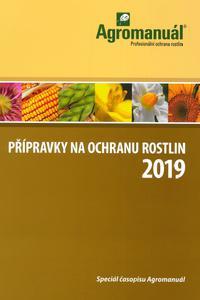 Prípravky na ochranu rastlín 2019