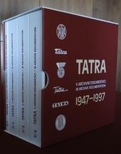 TATRA 1947-1997 v archivní dokumentaci