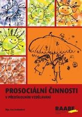 Prosociální činnosti pro předškolní vzdělávání
