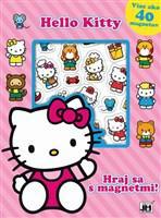 Hraj sa s magnetmi! Hello Kitty