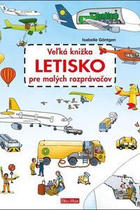 Veľká knižka Letisko pre malých rozprávačov