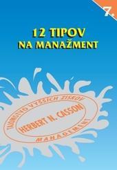 12 tipov na manažment