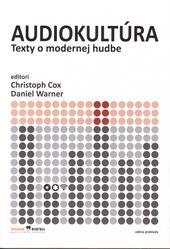 Audiokultúra - Texty o modernej hudbe