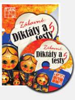 Ruský jazyk CD zábavné diktáty 5