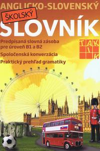 Anglicko-slovenský školský slovník