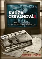 Kauza Cervanová II. + CD