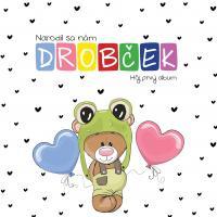 Narodil sa nám Drobček – môj prvý album