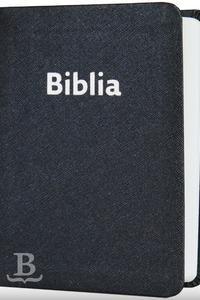 Biblia - Slovenský ekumenický preklad s deuterokánonickými knihami (sivá) vreckový formát