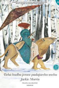 Tichá hudba jemne padajúceho snehu