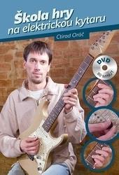 Škola hry na elektrickou kytaru + DVD