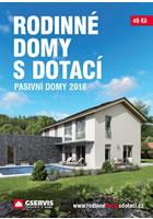 Rodinné domy s dotací - Pasivní domy 2018