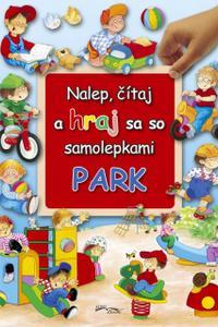 Nalep, čítaj a hraj sa so samolepkami - Park