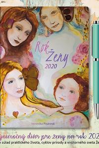 Rok ženy 2020 - diár