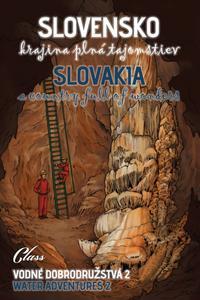 Slovensko - krajina plná tajomstiev