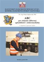 ABC pre získanie odbornej spôsobilosti v elektrotechnikov Slovenska