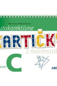 Autokorektívne kartičky z matematiky - zošit C - 3.ročník ZŠ