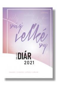 Biblický diár 2021 - ružový