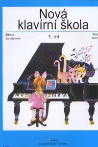Nová klavírní škola 1. diel