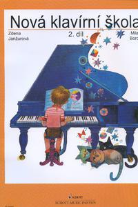 Nová klavírní škola 2. diel