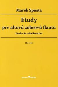 Etudy pre altovú zobcovú flautu