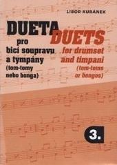 Dueta pro bicí soupravu a tympány III.