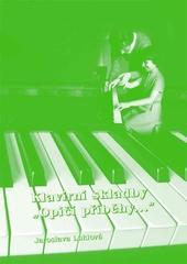 """Klavírní skladby """"Opičí příběhy..."""""""