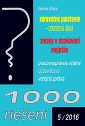 1000 riešení 5/2016
