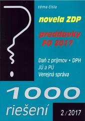 1000 riešení 2-2017