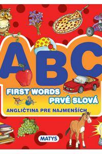 ABC - First words - Prvé slová