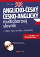 Anglicko-český, česko-anglický multioborový slovník z oblasti vědy, techniky a ekonomiky