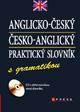Anglicko - český, česko - anglický praktický slovník s gramatikou + CD