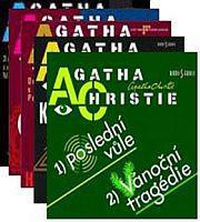 Agatha Christie Komplet 5 CD - Audiokniha