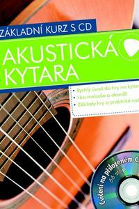 Akustická kytara - Základní kurz s CD