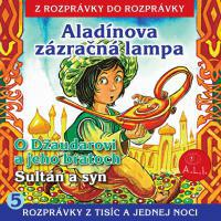 5 - Aladínova zázračná lampa (Z rozprávky do rozprávky) - Audiokniha