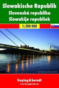 AM - Slovenská republika 1:200 000