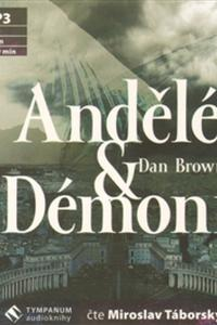 Andělé a démoni - Audiokniha