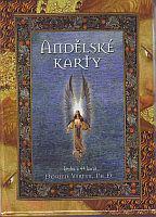 Andělské karty - Kniha a 44 karet