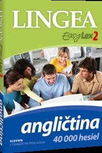 Anglický slovník EasyLex2