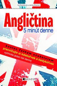 Angličtina 5 minút denne