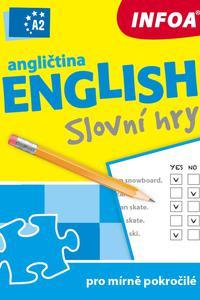Angličtina - slovní hry pro mírně pokročilé (úroveň A2)