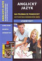 Anglický jazyk: Učebné texty - Na prijímacie pohovory na vysoké školy ekonomického smeru