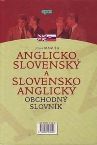 Anglicko-slovenský a slovensko-anglický obchodný slovník