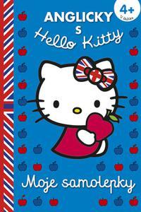 Anglicky s Hello Kitty - Moje smolepky 4