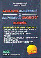 Anglicko-slovenský a slovensko-anglický slovník odborných názvov
