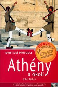 Athény a okolí + DVD