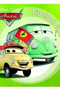 Autá - Farebné autá